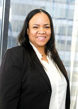 Paralegal Tiffany Perez